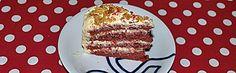 Rød Hvid kage