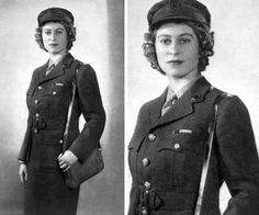 And what a fearless leader she turned out to be, fighting alongside her troops! During World War II, Princess Elizabeth had no qualms getting her hands dirty, joining the Women's Auxiliary Territorial Service in 1945.