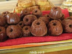 מאפינס שוקולד בננה / צילום : ניקי ב