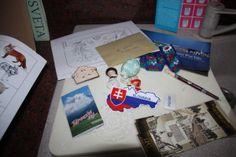 intercultural worldwide swap - package from Slovakia
