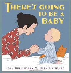 8 Books for toddler to get them ready for a new baby brother or sister. Preparing for Baby #2.