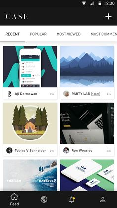 50 Innovative Material Design UI Concepts with Amazing User Experience - 10
