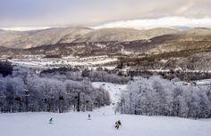 Winter in Vermont.