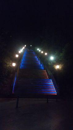 Κλιμακα Αγιου Νικολαου, Πατρα