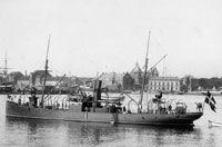 Dampminebåden HJÆLPEREN