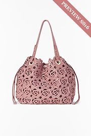 TWIN-SET Simona Barbieri :: AI15 :: Twin-set Borsa Rose :: AS67HA