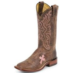 Murdochs – Tony Lama - Womens San Saba Square Toe Boot