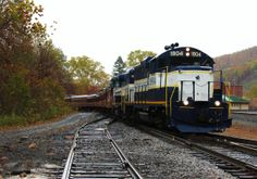 #VisitPennState and check out the Historic Bellefonte Railroad