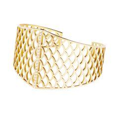#MelissaKayeJewelry Zoe Quinn #bracelet in #18k yellow #gold with #diamonds #jewelry #finejewelry #yellowgold #fashion #style
