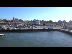 Ferry to Block Island - Departing from Old Harbor, Block Island    #VisitRhodeIsland