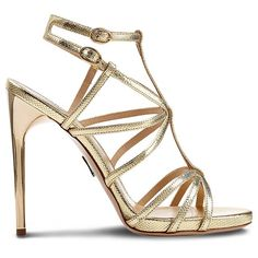 465d3c539fb3 Be golden in the  PaulAndrew IKARIA sandal in Platinum Karung Paul Andrew