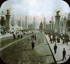 Exposition Universelle - Paris, France 1900