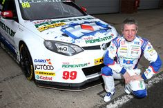British racer and TV presenter Jason Plato is the biggest icon of British Touring Car Championship. Tv Presenters, The Championship, Chevrolet
