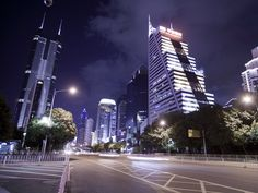 The world's 16 best cities for design. Shenzhen, China
