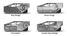 Chevy U Monochrome by Scott Wu