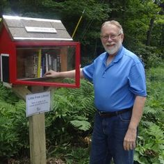 Little Free Library #littlefreelibrary