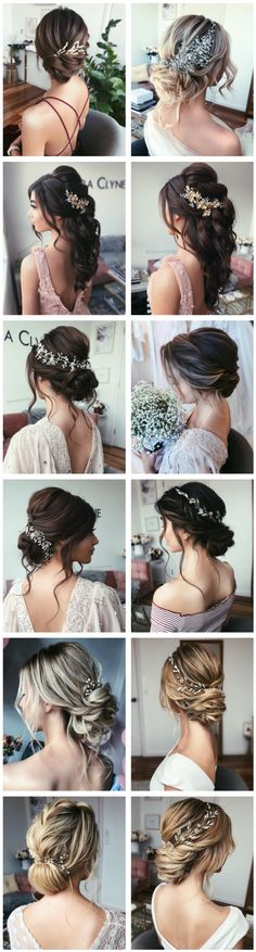 Hairstyles For Quinceanera 52 Special Occasion Hairstyles For Long Hair Quince Hairstyles, Fancy Hairstyles, Wedding Hairstyles, Bridesmaid Hair, Prom Hair, Bridal Hairdo, Special Occasion Hairstyles, Hair Styler, Homecoming Hairstyles