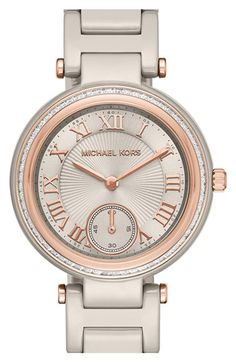 ccd02672374 MICHAEL Michael Kors  Mini Skylar  Bracelet Watch - maybe a little too  expensive but