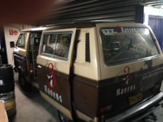 3 Ravens Micro Brewery van for deliveries