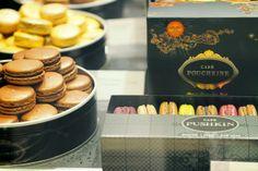Paris - Cafe Pouchkine at Printemps
