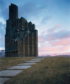 pinterest.com/fra411 #decayed - Frederic Chaubin toured the former Soviet Union to find amazing examples of Soviet architecture for his book Cosmic Communist Constructions Photographed