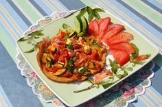 Omlet warzywny