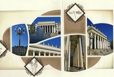 théâtre shamalow 5 Scrapbooking Layouts, Photos, Waves, Italy, France, Artwork, Marshmallow, Travel, Pictures