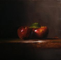 Two Red Apples | Neil Carroll - Blog