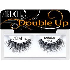 bdb158dbb02 Ardell - Lash Double Up #113 in #ultabeauty Ardell Lashes Double Up, Ardell