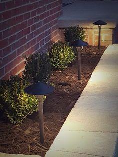 Landscape and Outdoor Lighting Install, #kentuckytwist, #thealternativelandscapecompany, #outdoor, #lighting