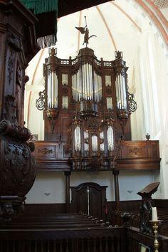 Zuidbroek - Petruskerk - Schnitger/Freytag-orgel.