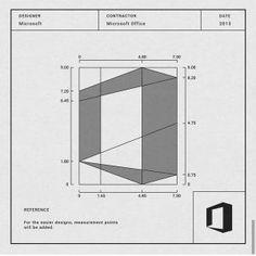 Geniales ilustraciones que describen la anatomía de . Logo Process, Architecture Logo, Dashboard Design, Geometric Logo, Design Language, Technical Drawing, Design Thinking, Media Design, Art Logo