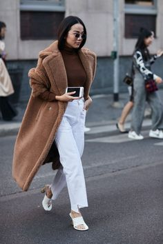 The Best of Milan Fashion Week Street Style #neutrals #LuceaRow