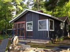 Greatest article on the complete install of board and batten siding.