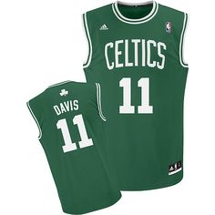Boston Celtics Glen Davis 11 Green Authentic Jersey Sale Glen Davis 549bdbf7c