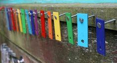 Broken Xylophone outdoor-spaces-for-kids