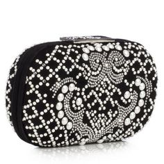 Scheda Prodotto - Minaudiere Embellished With Pearls and Crystals