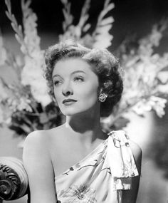 Myrna Loy - 1946 Publicity for The Best Years of Our Lives