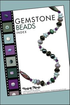 Rings & Things Gemstone Beads Index - gain insight into the origins and uses of many gemstones commonly used in jewelry.