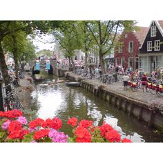 Edam (The Netherlands) incorporates all of the delights of home in every lovely manner Travel Memories, Denmark, Norway, Netherlands, Places Ive Been, Holland, Dutch, Beautiful Places, Europe
