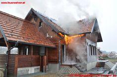 Holzblockhaus in Wettmannstätten abgebrannt #fire