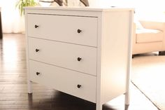 Ikea Koppang 3 Drawer Chest 99 Just Imagine With A Coat Of Paint