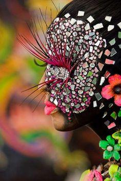 30th March 2012 - woah, mosiac pieces. great avant garde effect
