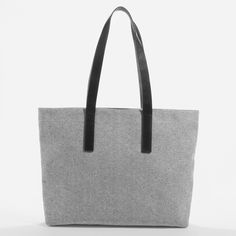 Our Zip Tote now in a beautiful, sturdy twill fabrication.