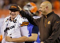 Johnny Manziel's Arrival in Cleveland Has Fans Envisioning a Browns Renaissance - NYTimes.com