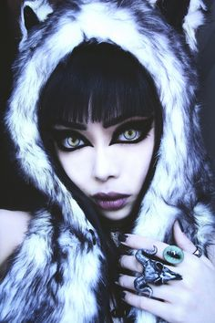 Wylona Hayashihttps://www.facebook.com/pages/Wylona-Hayashi/129240783897284?ref=br_rs She Wolf