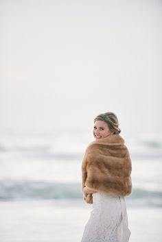 Vintage Mink Fur Stole by LuxuryVintageGirl.com Winter Wedding Fur, Winter Wedding Bridesmaids, Elegant Winter Wedding, Winter Bride, Vintage Fur, Vintage Bridal, Vintage Glamour, Dream Wedding, Gatsby Wedding
