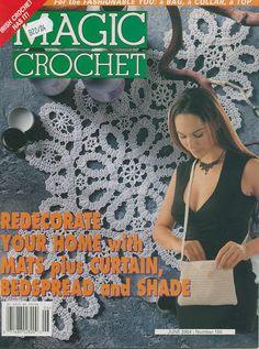 Magic crochet № 150 - Edivana - Веб-альбомы Picasa