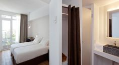 Rooms from NOK per night Oversized Mirror, Rooms, Night, Furniture, Home Decor, Bedrooms, Decoration Home, Room Decor