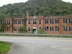 Abandoned School Kentucky